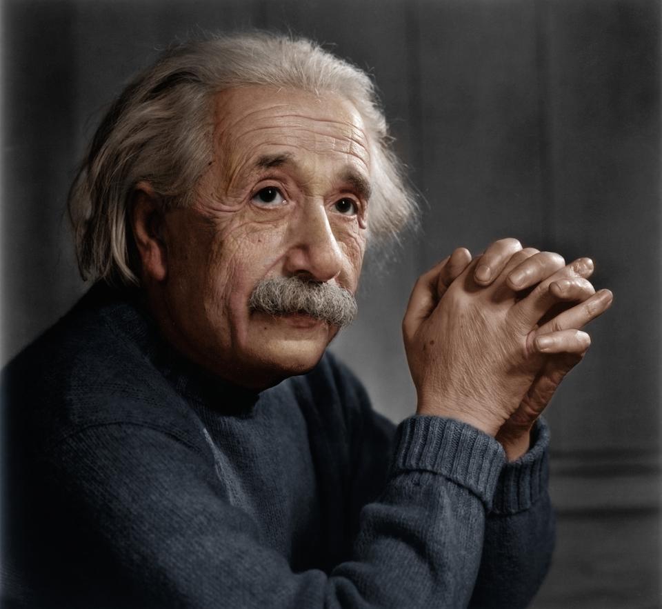 Albert Einstein- zuzahin