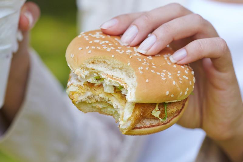 Comer alimentos grasos durante solo cinco días puede alterar los músculos