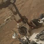 Curiosity encuentra evidencias de agua salada en Marte