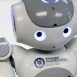 Desarrollan un terapeuta robótico para niños