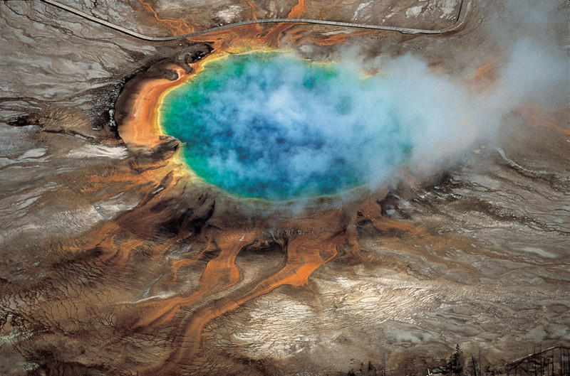 El supervolcán de Yellowstone alberga otra reserva de magma aún más grande