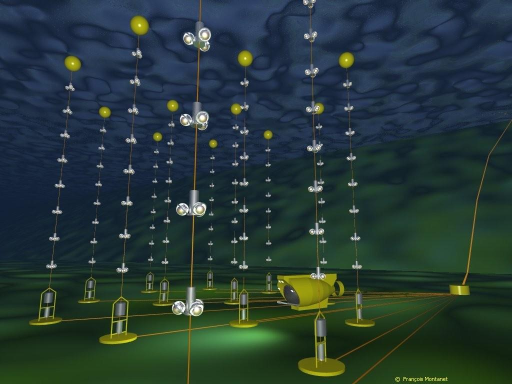 """Los neutrinos, """"partículas fantasma"""" que suponen un reto para la investigación"""