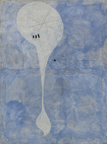 Personage, Joan Miró, 1925