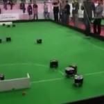 Robocup 2015: El torneo de fútbol para robots (VIDEO)