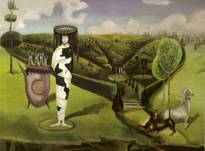 Té verde, Leonora Carrington, 1942