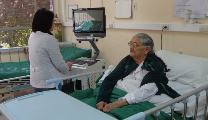 Telemedicina, para diagnostico especializada a distancia