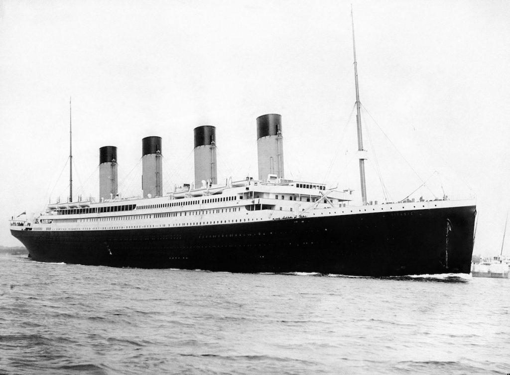 El 15 de abril de 1912 se hundió el Titanic