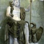 El mármol iluminaba de forma natural la estatua de Zeus de Olimpia