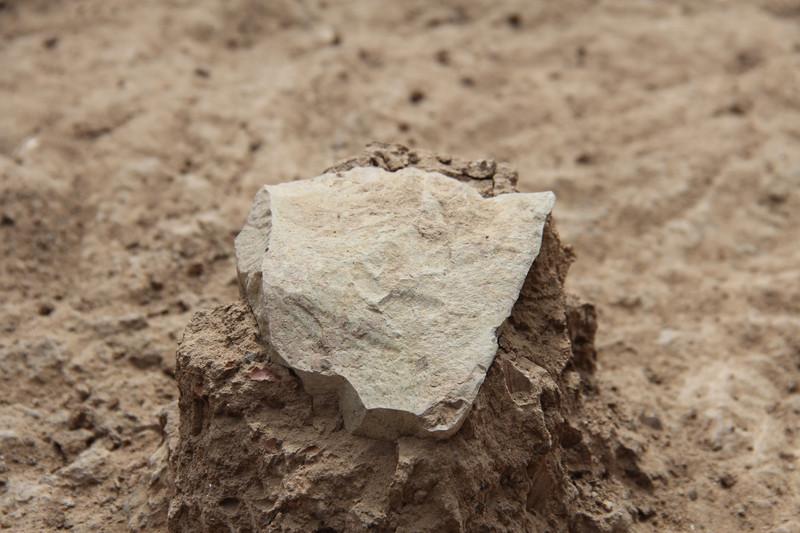 Descubren las herramientas de piedra más antiguas