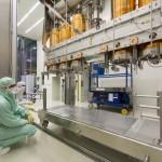El CERN prepara su instalación de física nuclear de alta energía