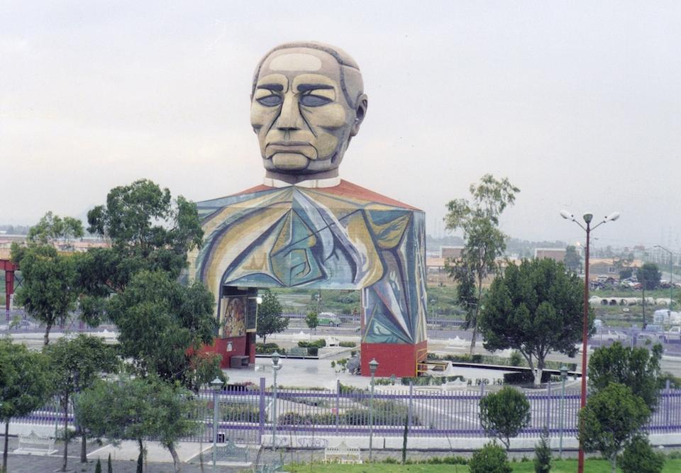 La Cabeza de Juárez- José Resendiz A.