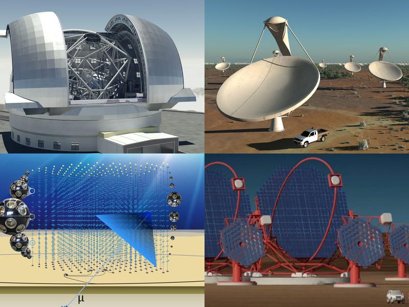 La UE destina 15 millones de euros para la astronomía