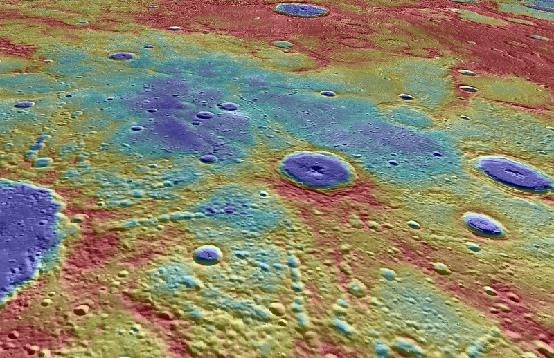 La nave Messenger reveló la antigüedad del campo magnético de Mercurio