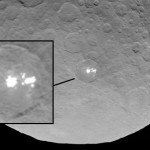 Ceres y sus misteriosos puntos brillantes