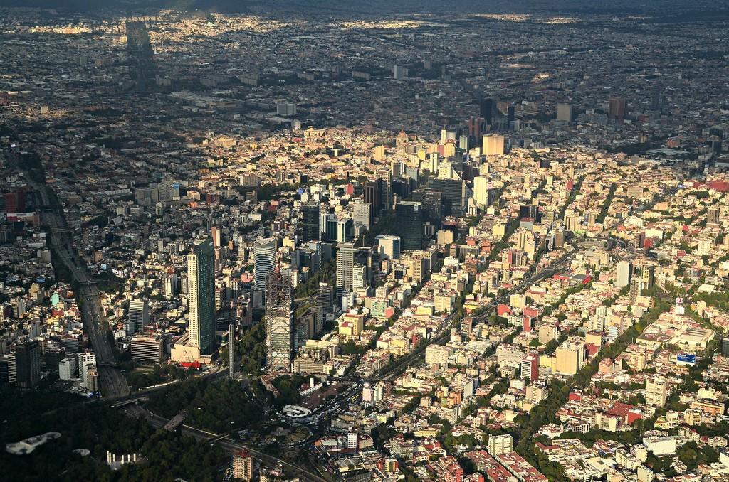 Megametrópolis y sus poblaciones, un reto para la interdisciplinariedad