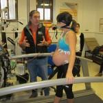 El ejercicio de alta intensidad durante el embarazo beneficia a la madre y al feto