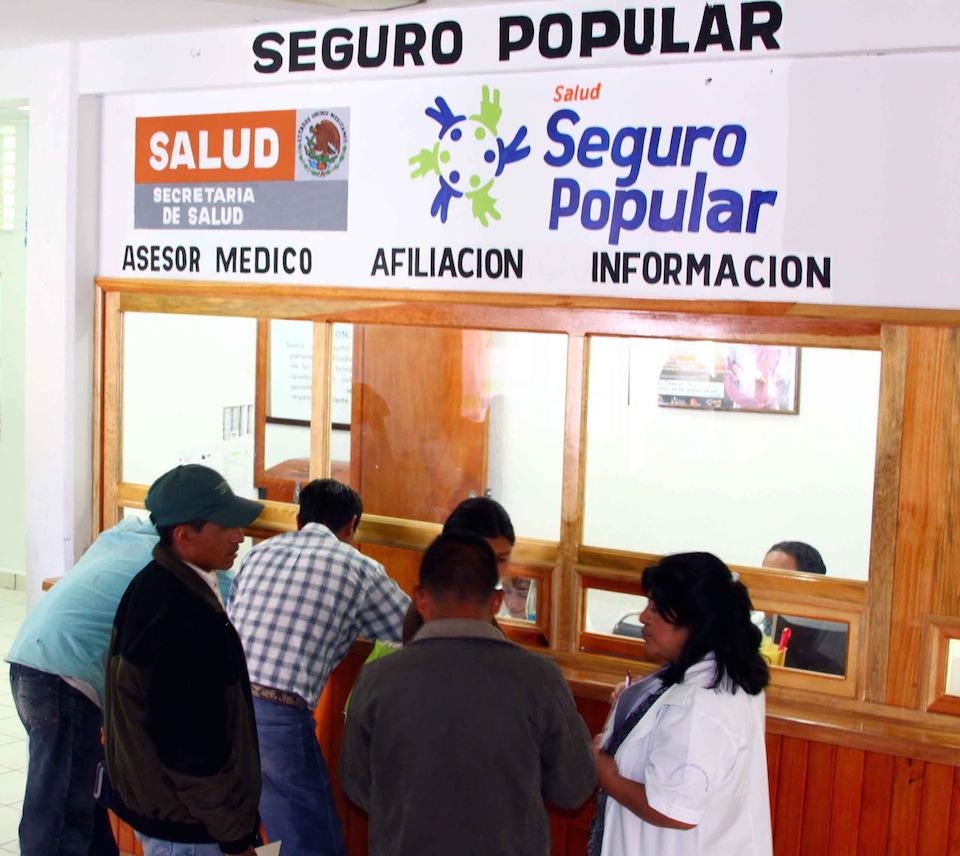 Insuficiente la seguridad social en México; el 25% de la población no la tiene