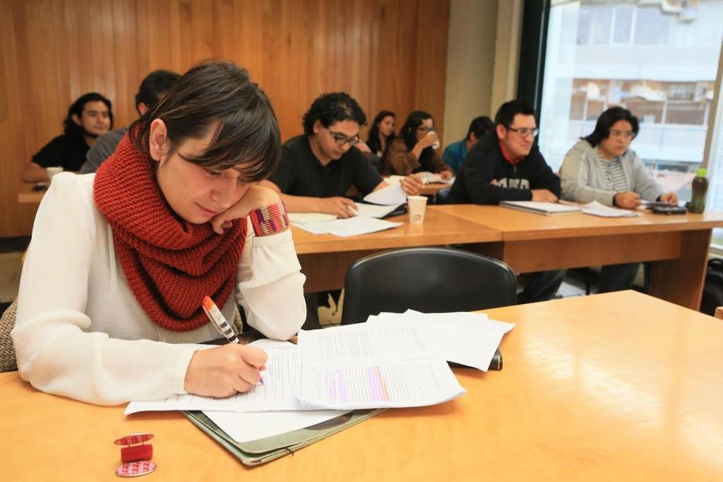 Más de 40 por ciento de los alumnos universitarios en México, sin estrategias para organizar un texto