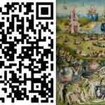 Códigos QR en clases de Historia del Arte para niños