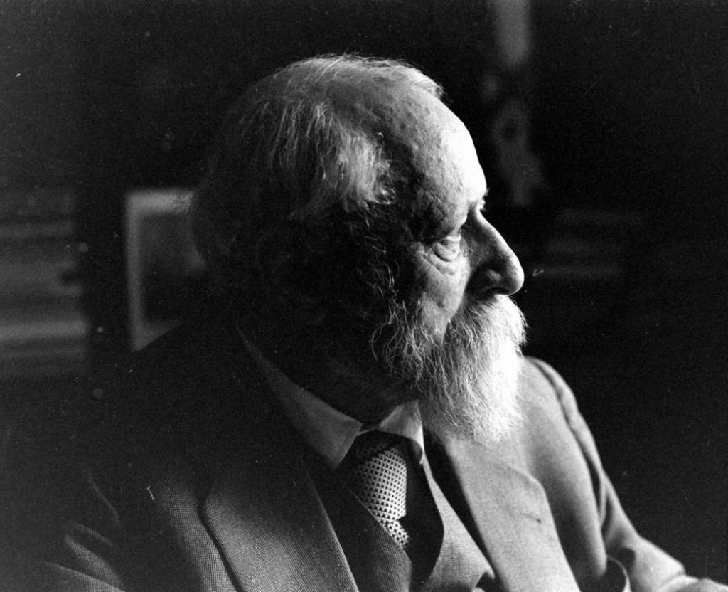 """Martín Buber: """"una tierra para dos pueblos"""", judíos y árabes"""