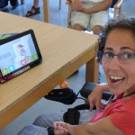 Nuevas tecnologías para mejorar la vida de las personas con discapacidad