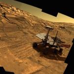 Opportunity realiza: La primera maratón marciana (VIDEO)