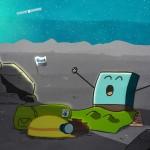El bello durmiente del cometa 67P, despertó: Philae volvió a contactar con la Tierra (VIDEO)