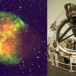 PAU, nueva cámara para estudiar la energía oscura
