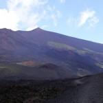 Calcular en minutos donde surgirá la lava de un volcán