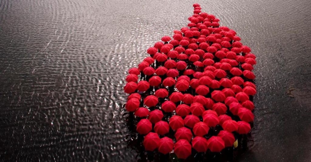 Una gota de sangre- Día Mundial del Donante de Sangre- OMS