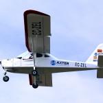 Nuevo sistema eléctrico de propulsión para mejorar la seguridad de la aviación ligera