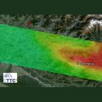 El terremoto de Nepal deformó el terreno hasta en más de un metro