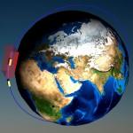 Crea mexicano en Bélgica potencial plataforma satelital con aplicación en la industria eléctrica y petrolera