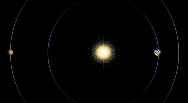 El Sol afectará la comunicación con las misiones en Marte