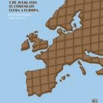 El chocolate llega a Europa, 7 de julio de 1550