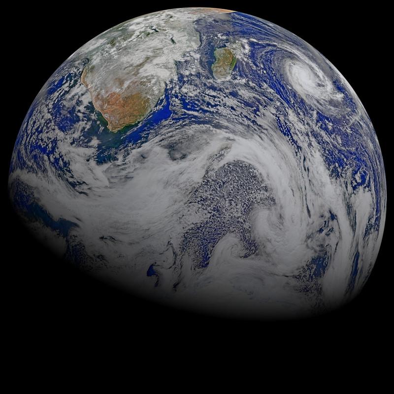 El fitoplacton aumenta el albedo de las nubes del océano Antártico