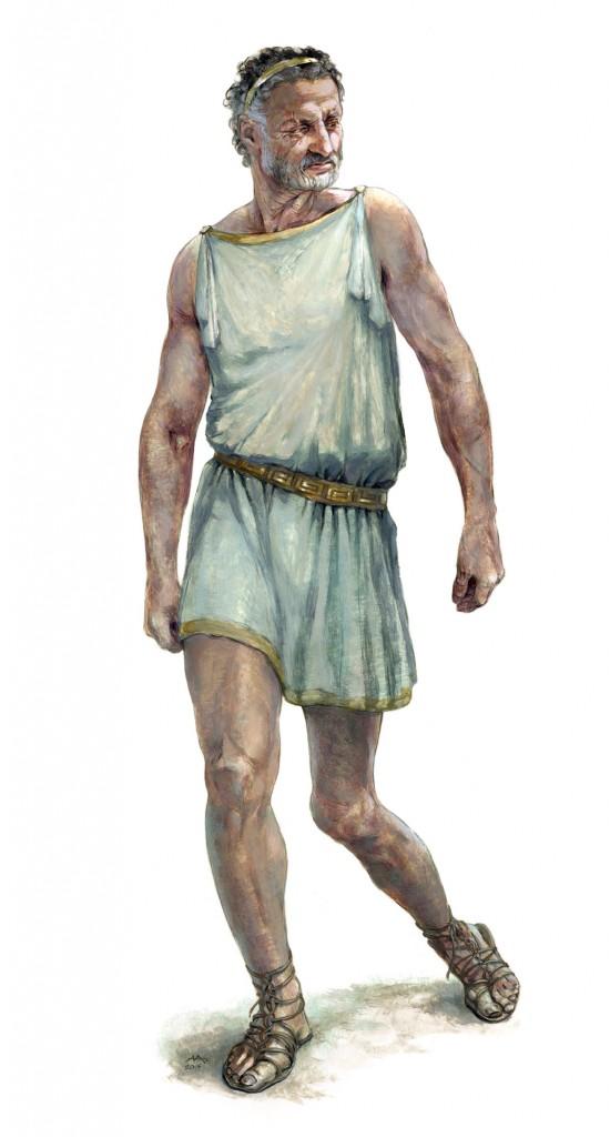 Identifican los restos de Filipo II de Macedonia, padre de Alejandro Magno