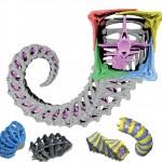La cola cuadrada de los caballitos de mar inspira aplicaciones robóticas