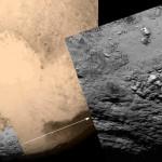 La nueva imagen de Plutón muestra montañas jóvenes y heladas