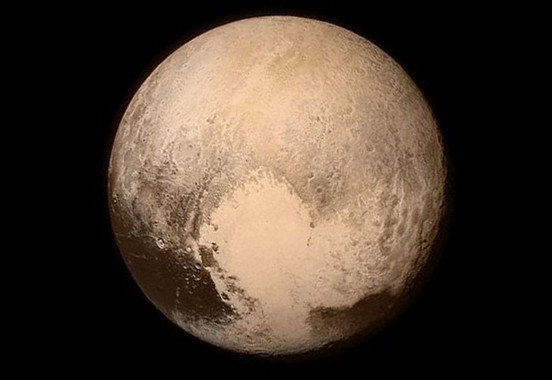 New Horizons llega a su máximo acercamiento con Plutón