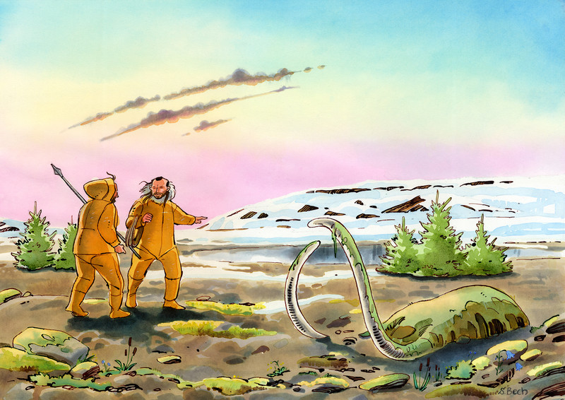 La genética de los primeros pobladores de América
