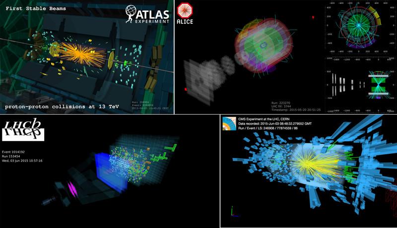 Los últimos resultados del LHC se presentan en Viena