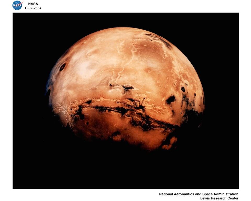 Europa financia un proyecto global de investigación de Marte