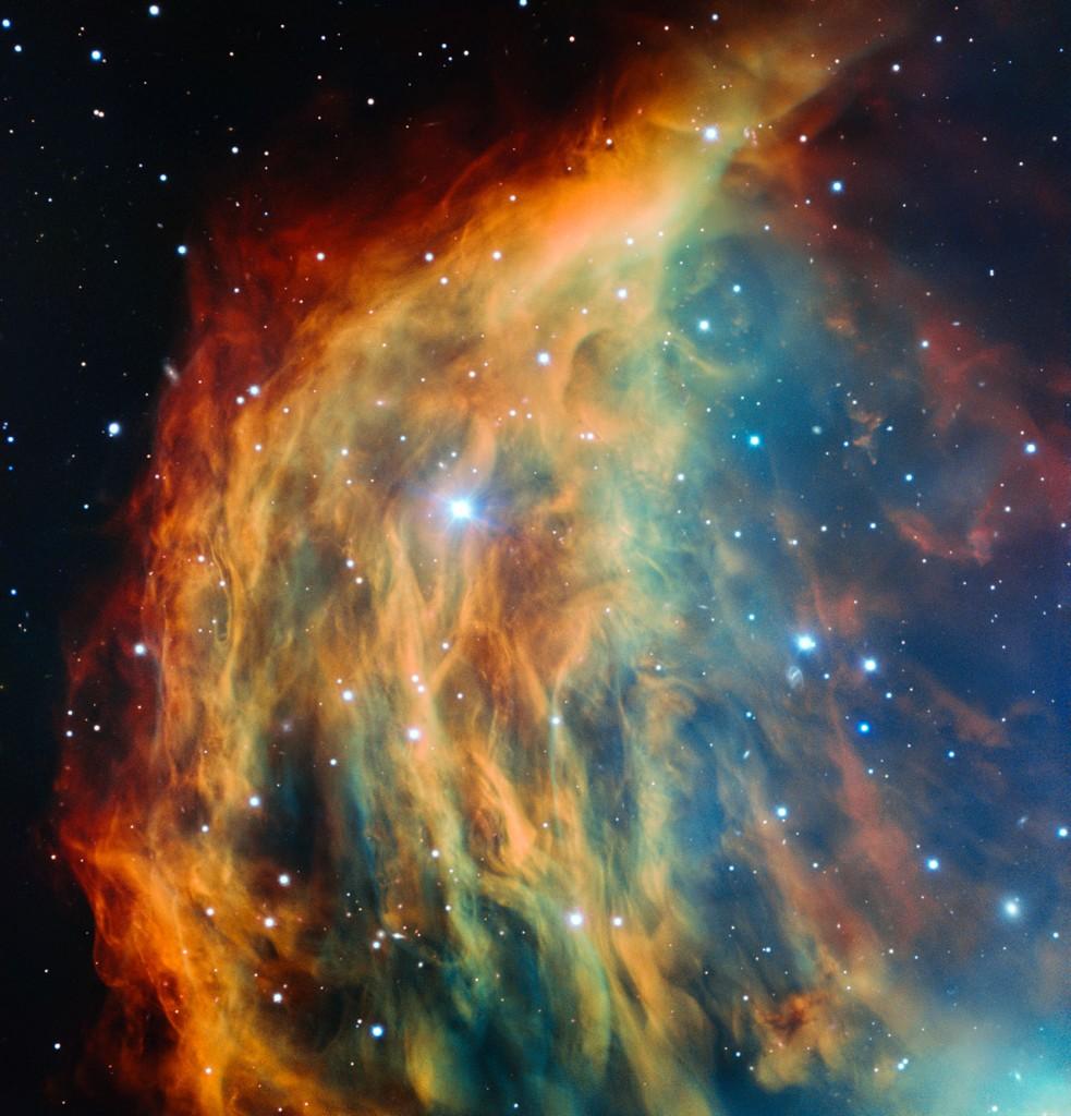 Aún guardan nebulosas planetarias vasta información sobre la composición química del Universo
