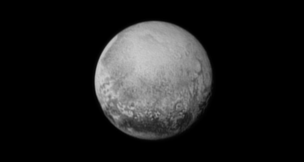 Un día para la llegada de New Horizons a Plutón