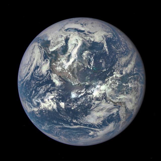 La Tierra- NASA