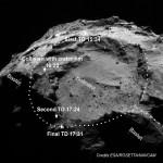 Philae encuentra nuevos compuestos orgánicos en un cometa