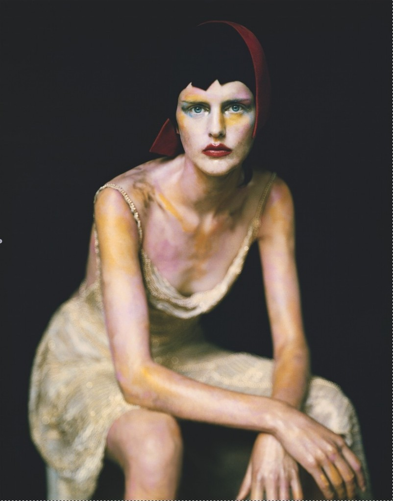 Stella, Paolo Roversi, Paris, 1999