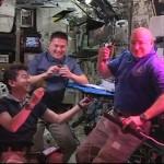 Los primeros alimentos cultivados fuera de la Tierra, se los comieron los astronautas (VIDEO)