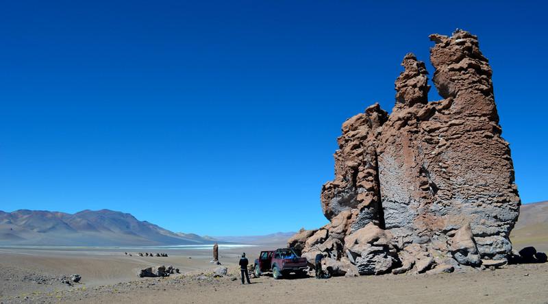 Diez años buscando vida microbiana en el desierto de Atacama